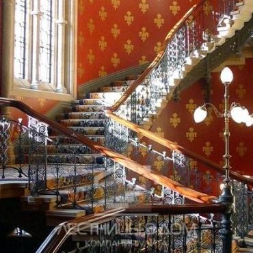 Реконструкция «Гранд Лестницы» в отеле Midland Hotel