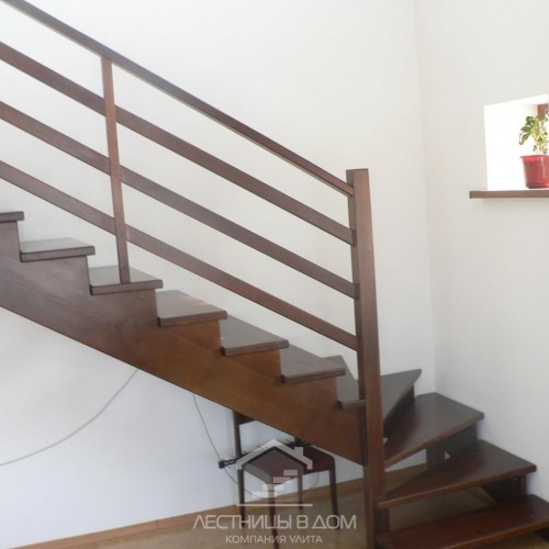 Отзывы о презентации деревянных лестниц с выставки «Строительство»