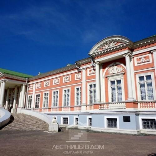 Реставрация лестниц Шереметьевского дворца