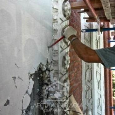 Мраморную лестницу в Доме Долговых ждет реставрация