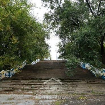 План реставрации тургеневской лестницы выберут на общественных собраниях