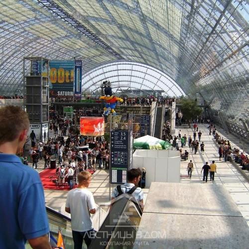 Строительная выставка «СтройЭКСПО 2019»