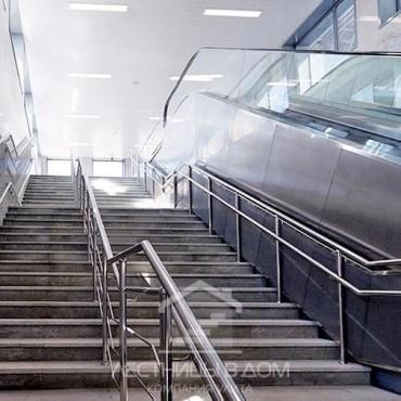 Новые лестницы московского метрополитена – сколько их, и какие они?