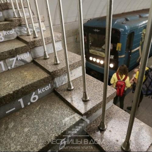 Новости лестничного ремонта в метро