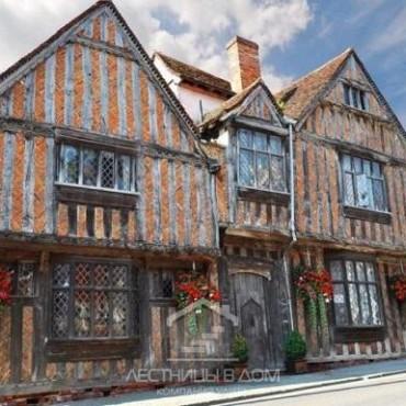 Дом с винтовой лестницей, или где жил Гарри Поттер